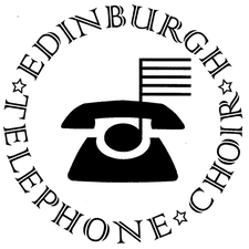 Edinburgh Telephone Choir logo