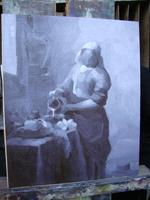 Painting: The Grisaille and tonal Approach
