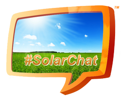 #SolarChat 1/29/14-Solar & EVs: Intersection, Reality,...