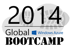 Global Windows Azure Bootcamp Paris 2014