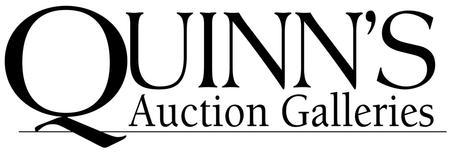 Quinn's Auction Galleries + Waverly Rare Books Private...
