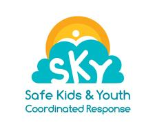 SKY - Safe Kids & Youth Coordinated Response logo