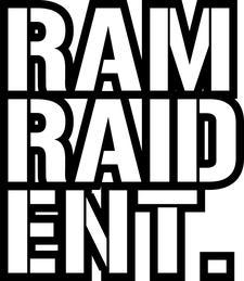 RAM-RAID ENTERTAINMENT logo