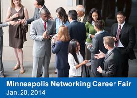 Minneapolis Networking Career Fair