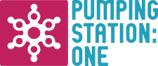 Pumping Station: One NFP logo