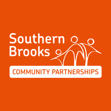 Southern Brooks Community Partnerships logo