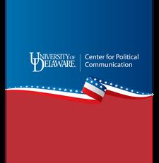 University of Delaware Center for Political Communication logo