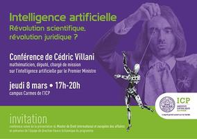 L'intelligence artificielle : scientifique, révolution...