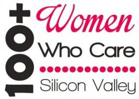 100+ Women Who Care Silicon Valley January 2014 Meeting