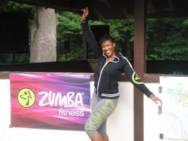 Zumba in the Park - Second Round