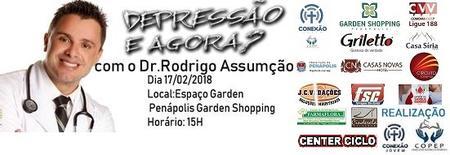 DEPRESSÃO E AGORA? com Dr. Rodrigo Assumção