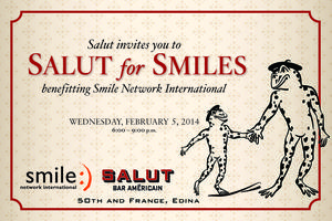 2nd Annual Salut for Smiles