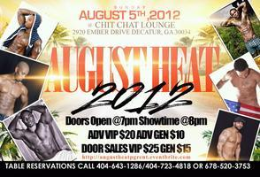 **AUGUST HEAT 2012 SEDUCTION'S B-DAY BASH**