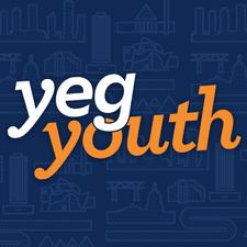 City of Edmonton - YEGYouth Program logo