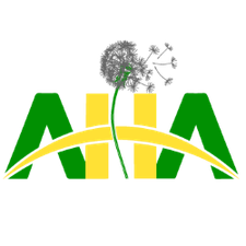 Alberta Herbalists Association (AHA) logo