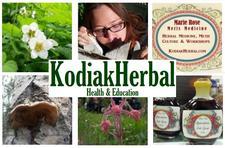 Kodiak Herbal Health & Education logo