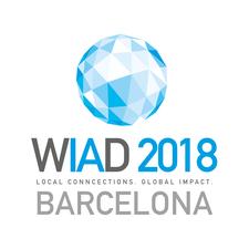 WIAD Barcelona logo