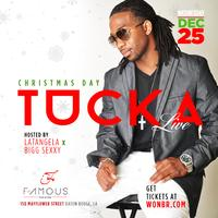 TUCKA LIVE IN CONCERT CHRISTMAS NIGHT FAMOUS THEATRE