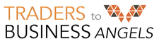 TRADERS TO BUSINESS ANGELS logo