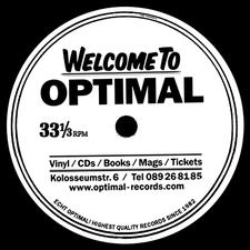 Optimal Records logo