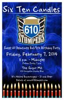 610 Stompers Annual Sweet 610 Debutante Ball--Six Ten...
