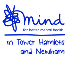 Mind in Tower Hamlets and Newham logo