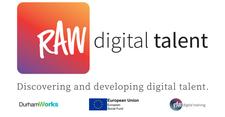 RAW Digital Talent logo