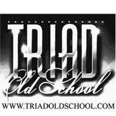 TRIAD OLD SCHOOL logo