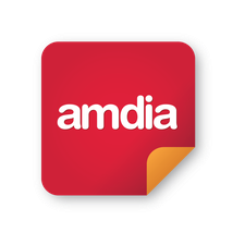 amdia y puntorojo logo