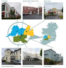 University of Limerick Hospitals Group logo