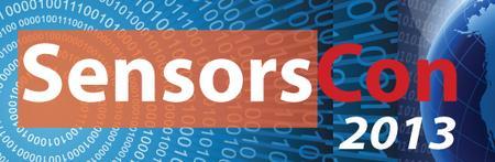 SensorsCon 2013