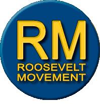 Roosevelt Movement UK logo