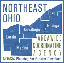Northeast Ohio Areawide Coordinating Agency (NOACA) logo