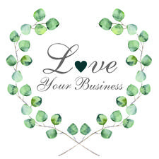 Love Your Business logo