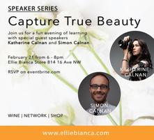 Ellie Bianca Speaker Series - Capture True Beauty