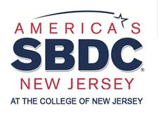 America's Small Business Development Center @ The College of NJ logo