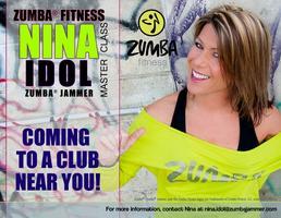 Zumba® Fitness Master Class with ZJ Nina Idol, New...
