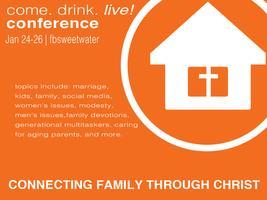 Come. Drink. Live! Conferance 2014
