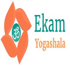Ekam Yogashala logo