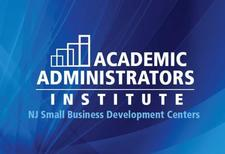 Academic Administrators Institute at the NJSBDC @ TCNJ logo