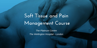 Soft Tissue and Pain Management Course - London