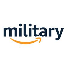 Military@Amazon logo
