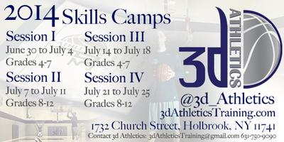 2014 Summer Skills Camp Session I