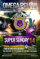 Annual BLL (Omega Psi Phi ) Superbowl Watch Party 2014