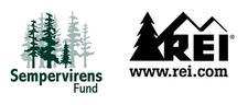 Sempervirens Fund and REI logo