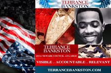 TeamBANKSTON & 101+ Woman In Support of Terrance L. Bankston  logo