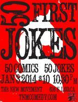 50 First Jokes (Austin)