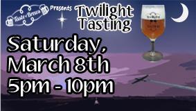 OC Twilight Tasting