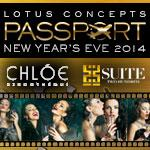 Lotus Concepts PASSPORT New Year's Eve 2014