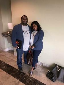Pastor Shadrach & Tiffani Martin logo